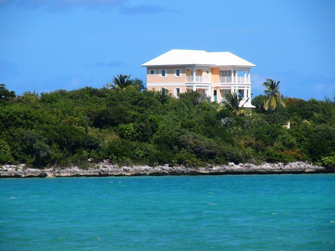 dům u moře