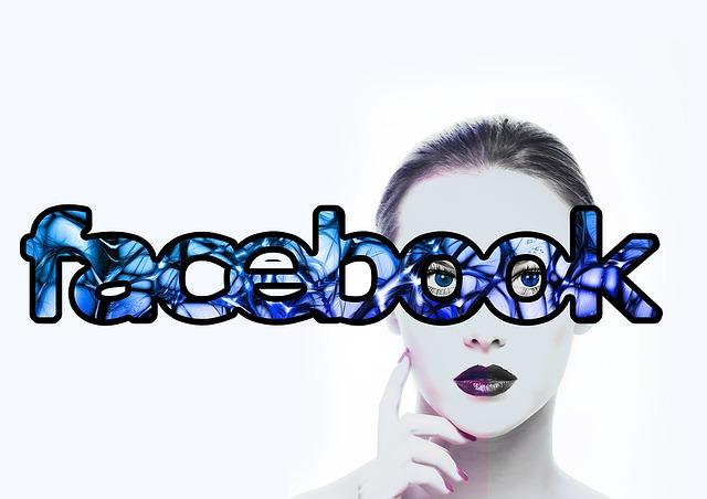 žena a facebook