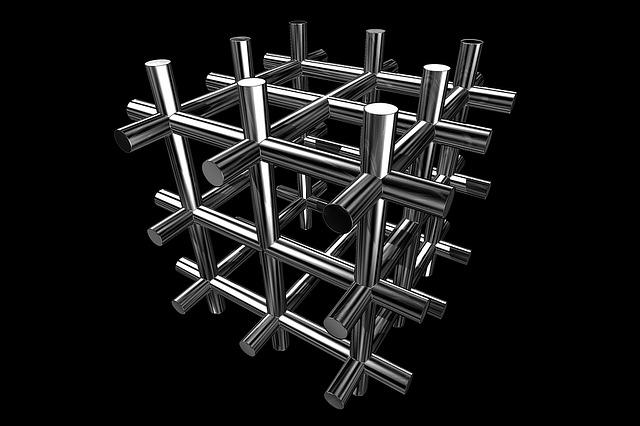 kovová kostka