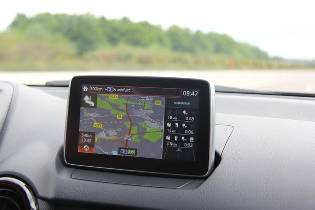 Globální polohový systém – GPS