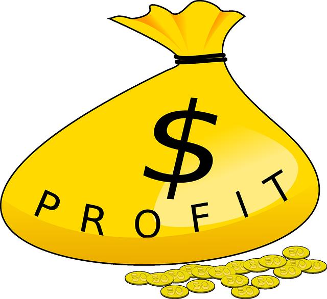 finanční profit