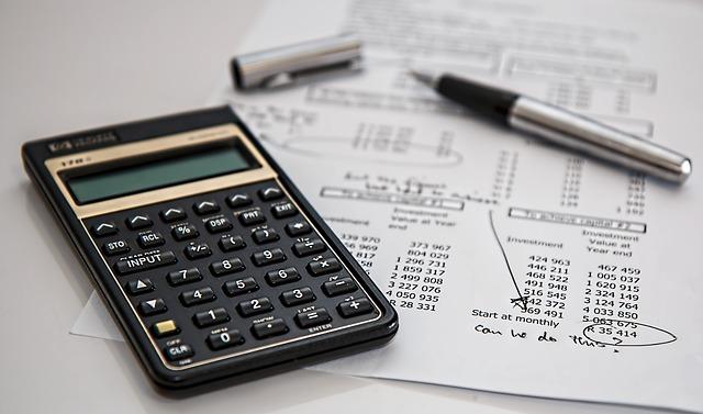 kalkulačka a výpočet pojištění