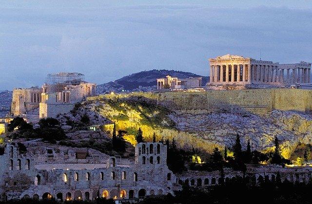 akropolis, parthenón