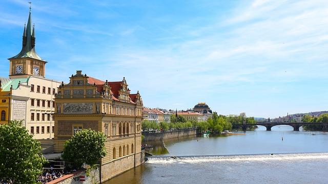 Praha, Vltava